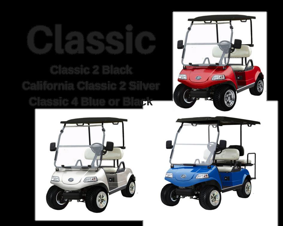Evolution classic carts