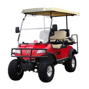 Red Forester Evolution Cart