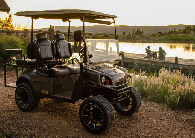 Where to buy EZGO S4 Tracker